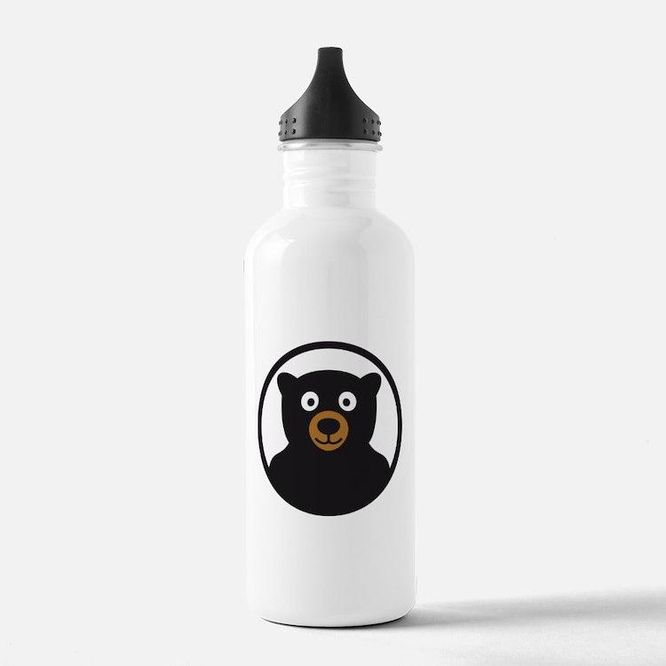 Cute Rockies Water Bottle