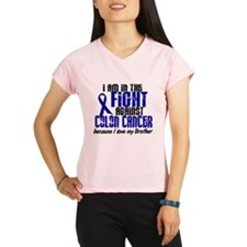 In The Fight Colon Cancer Performance Dry T-Shirt
