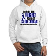 In The Fight Colon Cancer Hoodie