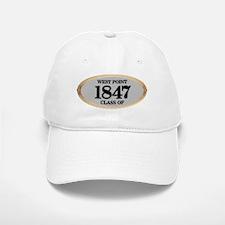 West Point Class of 1847 Baseball Baseball Cap