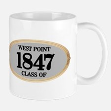 West Point Class of 1847 Mug
