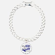 My Hero Colon Cancer Bracelet