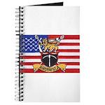 U.S.A. Rhodesia Flag Journal
