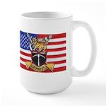 U.S.A. Rhodesia Flag Large Mug
