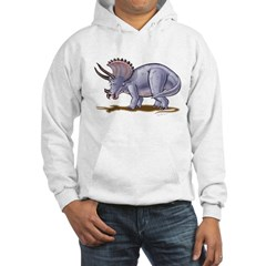 Triceratops Dinosaur Hoodie