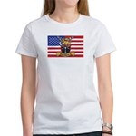 U.S.A. Rhodesia Flag Women's T-Shirt
