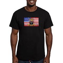 U.S.A. Rhodesia Flag T