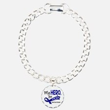 My Hero Colon Cancer Bracelet