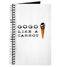 Gogo like a Carrot Journal