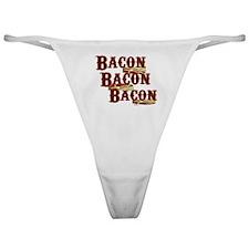 Bacon, Bacon, Bacon Classic Thong