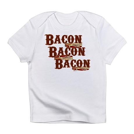 Bacon, Bacon, Bacon Infant T-Shirt