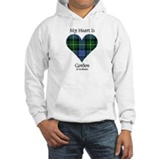 Heart - Gordon of Esselmont Jumper Hoody