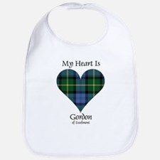 Heart - Gordon of Esselmont Bib