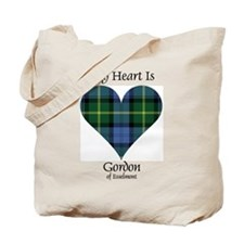 Heart - Gordon of Esselmont Tote Bag
