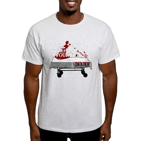 Plastic Sheets Blk T-Shirt