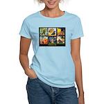 Dachshund Famous Art 1 Women's Light T-Shirt
