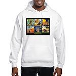 Dachshund Famous Art 1 Hooded Sweatshirt