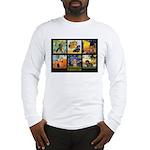 Dachshund Famous Art 1 Long Sleeve T-Shirt