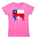 Chile Girls Tees