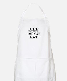 All you can eat Apron