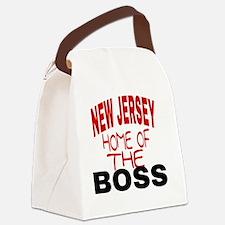 Unique Bruce Canvas Lunch Bag