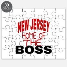 New Jersey Home of Puzzle