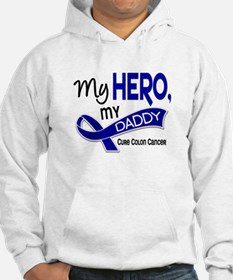 My Hero Colon Cancer Hoodie