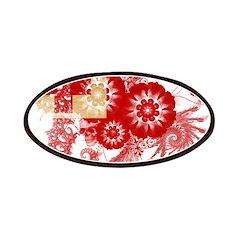 Tonga Flag Patches