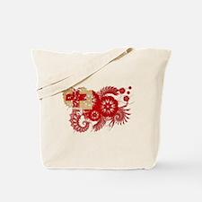 Tonga Flag Tote Bag
