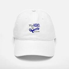 My Hero Colon Cancer Baseball Baseball Cap