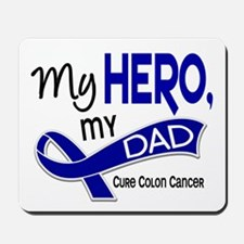 My Hero Colon Cancer Mousepad