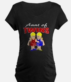 Aunt of twins T-Shirt