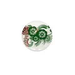 Turkmenistan Flag Mini Button (100 pack)