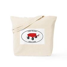 Fire Island Wagon Tote Bag