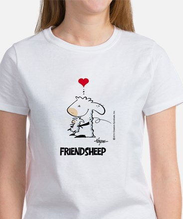 FriendSheep.barn T-Shirt