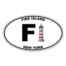 Fire Island Decal
