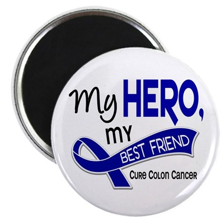 "My Hero Colon Cancer 2.25"" Magnet (10 pack)"