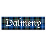 Tartan - Dalmeny Sticker (Bumper)