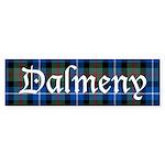 Tartan - Dalmeny Sticker (Bumper 10 pk)