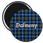 Tartan - Dalmeny Magnet