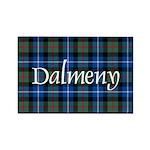 Tartan - Dalmeny Rectangle Magnet
