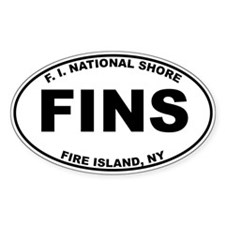 Fire Island National Shore Decal