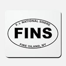 Fire Island National Shore Mousepad