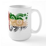 United Arab Emirates Flag Large Mug