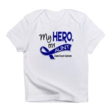 My Hero Colon Cancer Infant T-Shirt