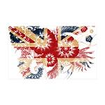 United Kingdom Flag 38.5 x 24.5 Wall Peel