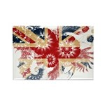 United Kingdom Flag Rectangle Magnet