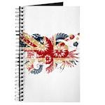 United Kingdom Flag Journal