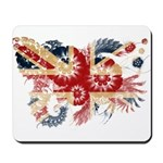 United Kingdom Flag Mousepad