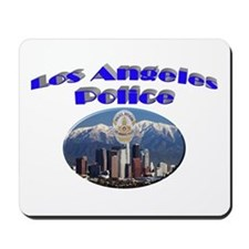 LAPD Skyline Mousepad